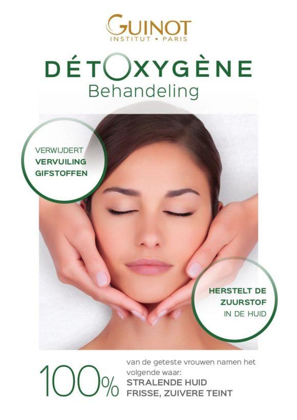 nieuw detox gezichtsbehandeling